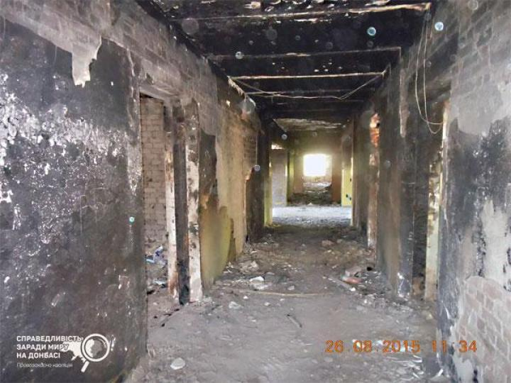 war crimes Donbass