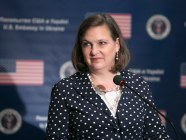 Victoria Nuland, the United States Under Secretary of State for Political Affairs (Photo: Flickr)