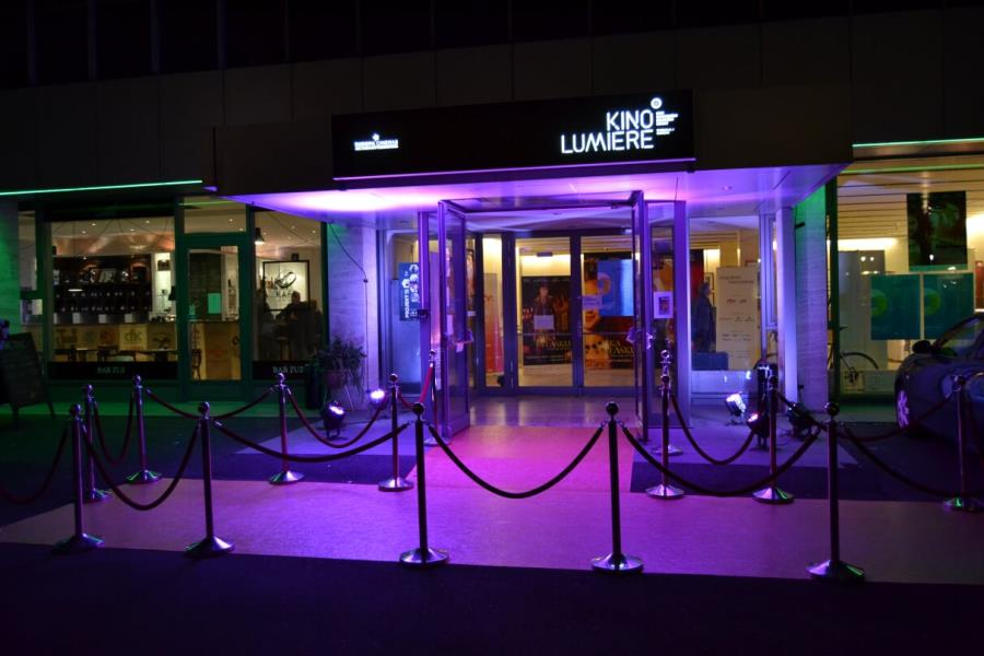 Slovak Republic - Cinéma Lumière (Bratislava)