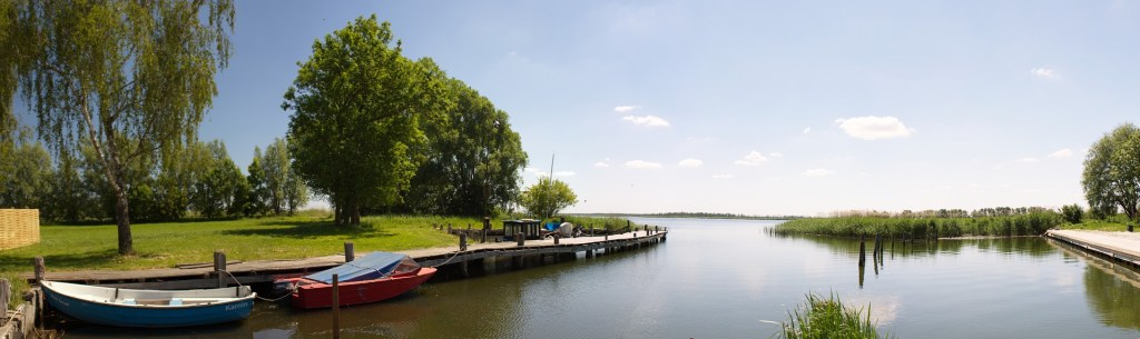 Hafen Stagnieß, Ostsee Insel Usedom