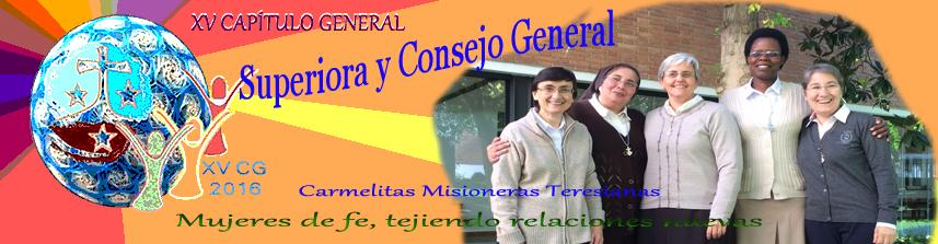 XV Capítulo General de las Carmelitas Misioneras Teresianas