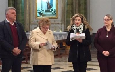 Compromiso de nuevos miembros MILPA (Misioneros Laicos Palautianos)