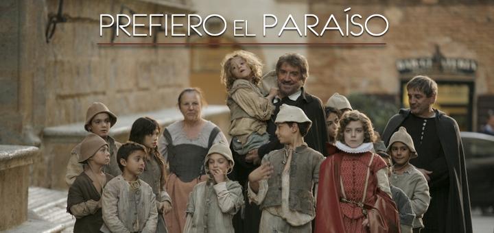 PREFIERO EL PARAÍSO