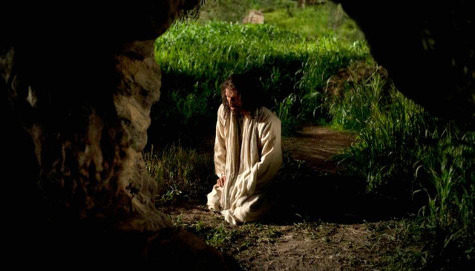 Los días que estremecieron al mundo Getsemani