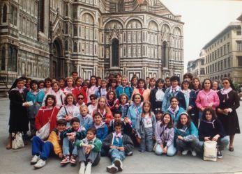 Grupo de El Vendrell, Tarragona. Duomo, Florencia 1988