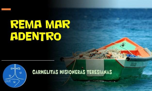 """CRISTO CUENTA CONTIGO"". PJV – CARMELITAS MISIONERAS TERESIANAS"