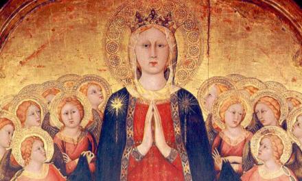 Día 2.- María, FIGURA ACABADA de la Iglesia