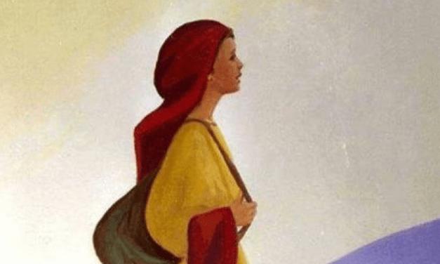 Día 1.- María en nuestro CAMINAR