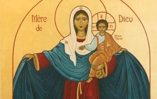 Día 9.- María, VIRGEN DE LAS VIRTUDES