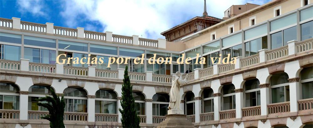 HNA. ROSA BALCELLS, MUCHAS FELICIDADESPORTUS100 AÑOS