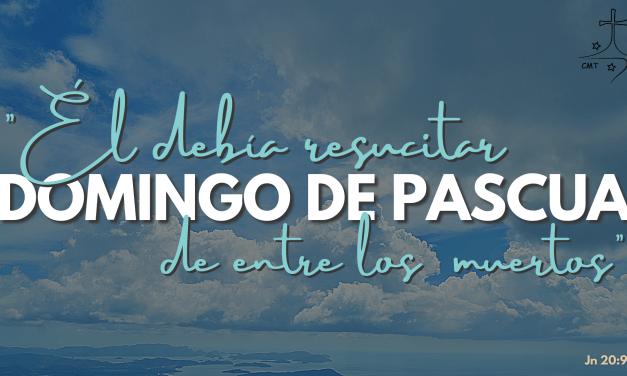 DOMINGO DE PASCUA.