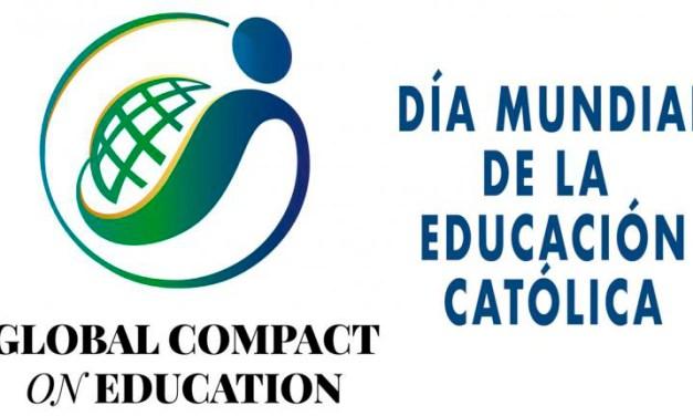 DIA MUNDIAL DE LA EDUCACIÓN CATÓLICA