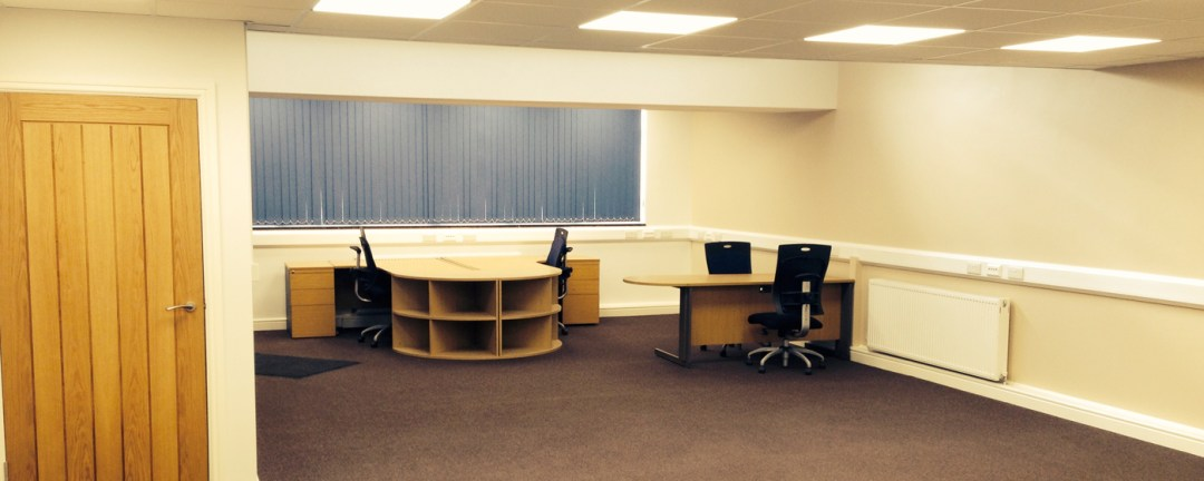 Office Refurbishment Services