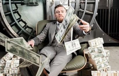 La historia de Conor McGregor: de fontanero a la lista Forbes