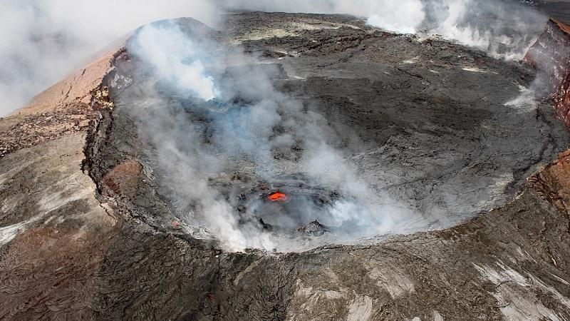 Volcanes Activos y Peligrosos