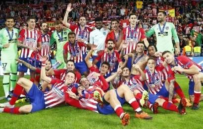 El Atlético le gana la Supercopa de Europa al Real Madrid en la prórroga y con Diego Costa como héroe rojiblanco