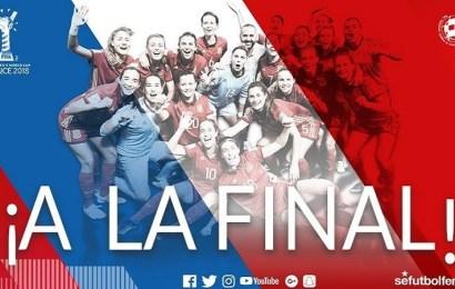España y Japón se enfrentarán en la final del Mundial de fútbol Femenino Sub-20