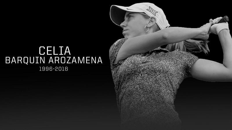 Celia Barquin, golfista espanola asesinada en un campo de golf de Estados Unidos