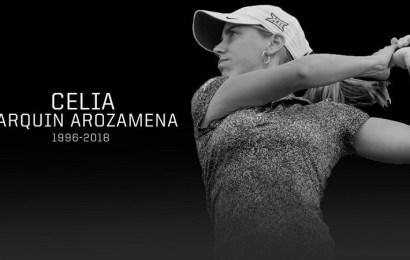 Celia Barquín, la golfista española asesinada en un campo de golf de Iowa