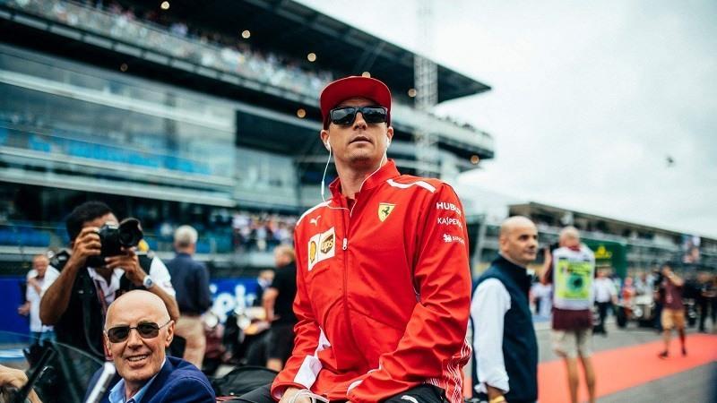 Kimi Raikkonen se va de Ferrari al final de temporada