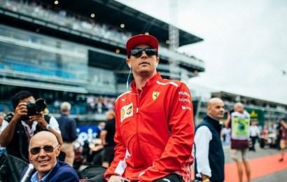 Raikkonen abandonará Ferrari a final de temporada para correr en Sauber