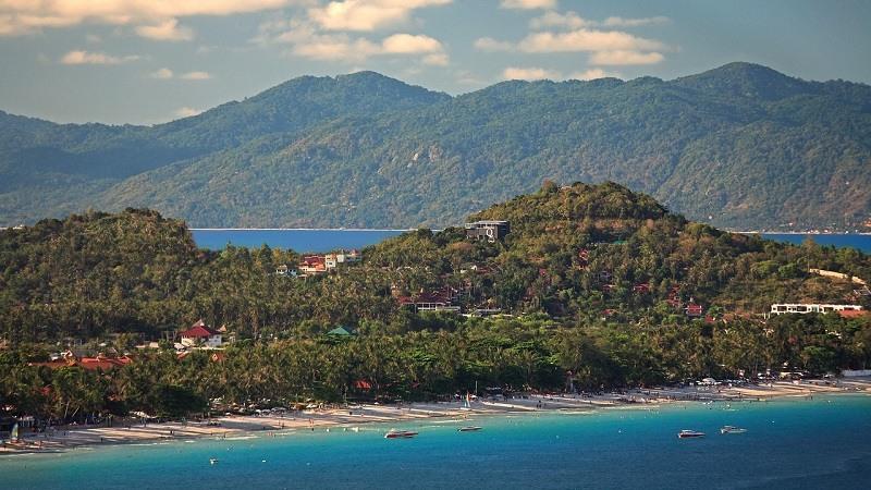 Koh Samui, paraíso tailandés con playas blancas