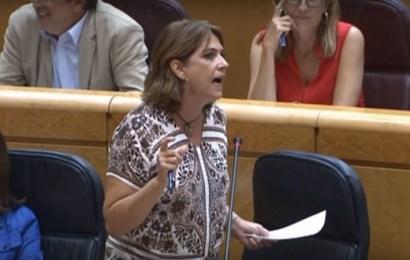 A la ministra de Justicia, Dolores Delgado, se le acaba el tiempo