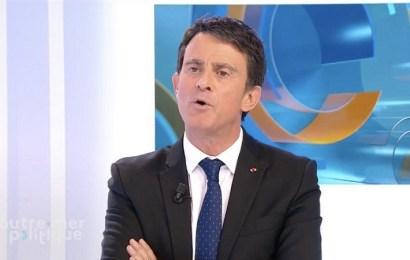 Manuel Valls presenta su candidatura a la alcaldía de Barcelona