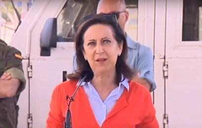 Margarita Robles y la crisis de las 400 bombas de Arabia Saudí