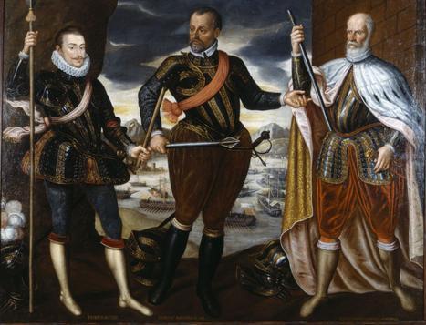Vencedores de la batalla de Lepanto