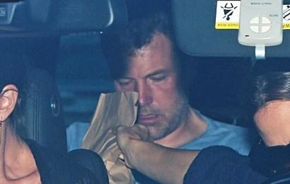 "Ben Affleck nuevamente en rehabilitación, pero ""esta vez 30 días no serían suficientes"""