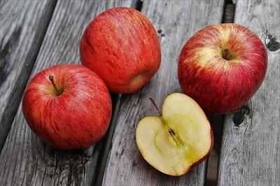 Comer manzana una vez al dia