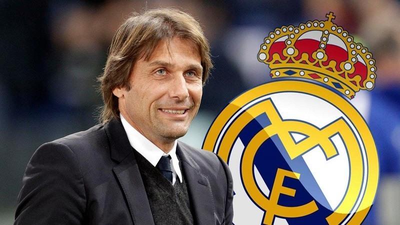 Conte puede fichar por el Real Madrid