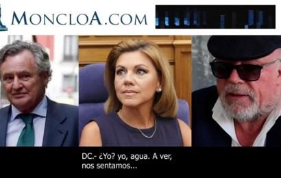 """Cospedal y su marido encargaron """"trabajos puntuales"""" a Villarejo. El """"pen drive"""" de Gürtel: """"Hicimos lo posible por romperlo"""""""