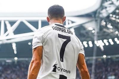 Cristiano Ronaldo Imagen de Instagram