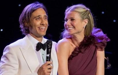 ¡Gwyneth Paltrowy Brad Falchuk se casan en una ceremonia íntima el fin de semana!