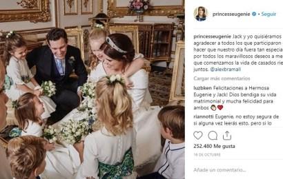 Todo lo que quieres saber sobre la boda de la Princesa Eugenia de York y Jack Brooksbank