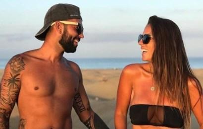 Anabel Pantoja muestra su amor a Omar Sánchez publicando una primera imagen de los dos