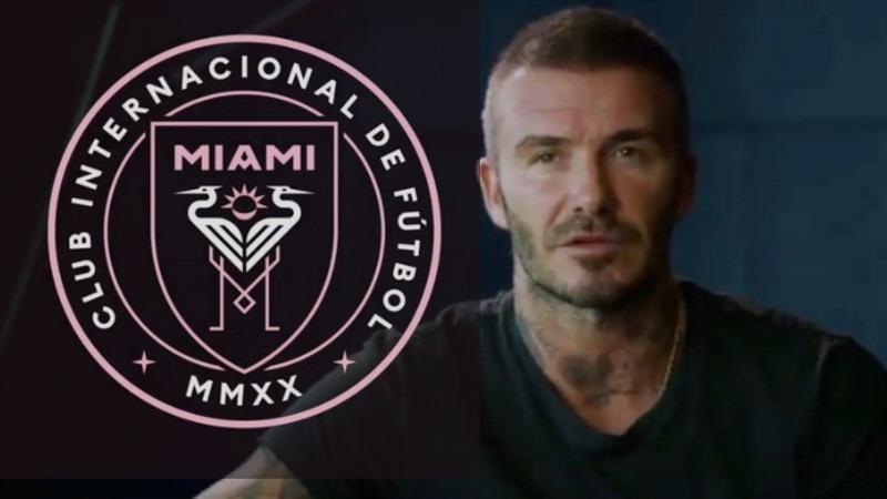 David Beckham y su club de futbol de Miami