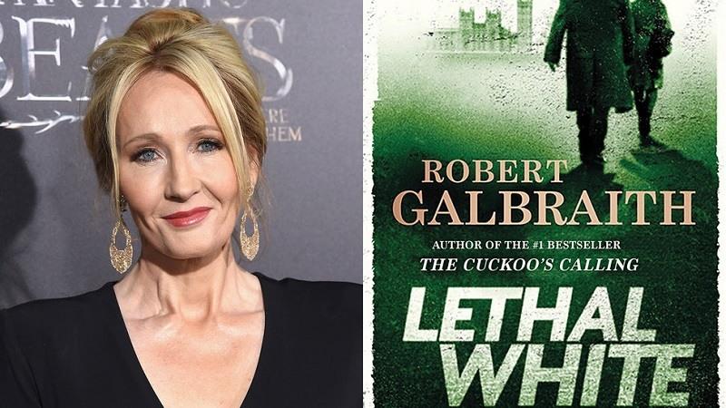 J.K. Rowling y su nuevo libro bajo el seudónimo: Robert Galbraith
