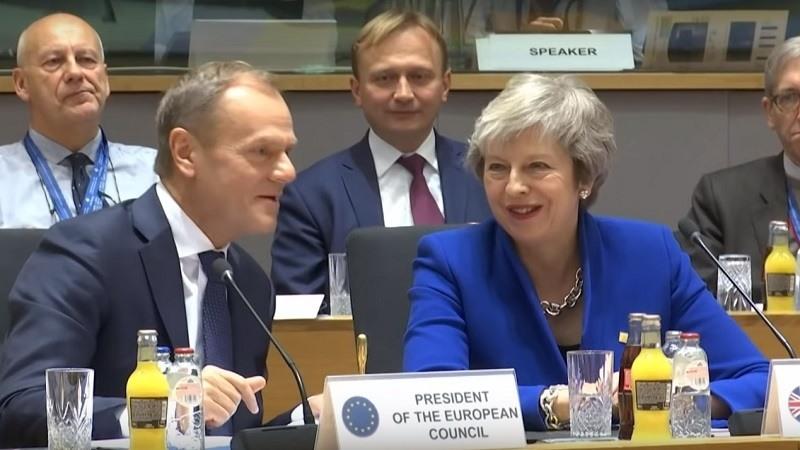Los 27 sellan el acuerdo sobre el Brexit