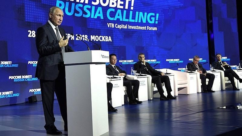 Putin acusa a Ucrania de orquestar el choque naval