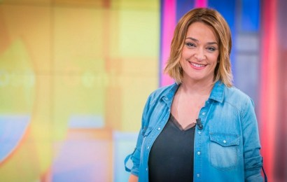 "Toñi Moreno: su nuevo programa y su pena por salir de ""Viva la Vida"""