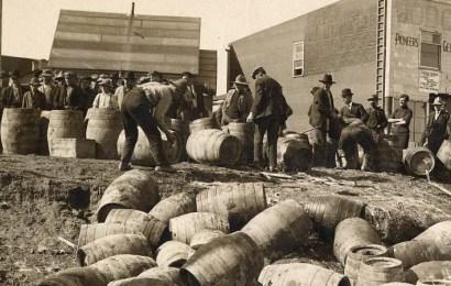 La ley seca: la era de la prohibición en Estados Unidos