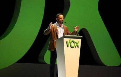 Vox entra con fuerza en el panorama político español