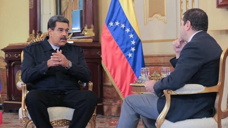 La presion internacional pone contra las cuerdas a Nicolas Maduro