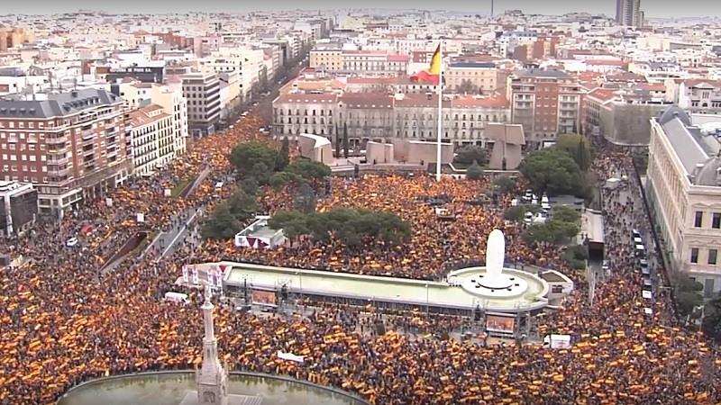 Manifestacion de Colon