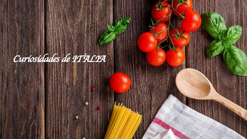 Curiosidades de Italia