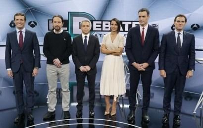 Encuesta: ¿Quién ha ganado el segundo debate de Atresmedia?