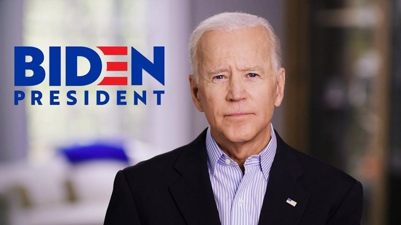 Joe Biden anuncia su candidatura presidencial para el 2020
